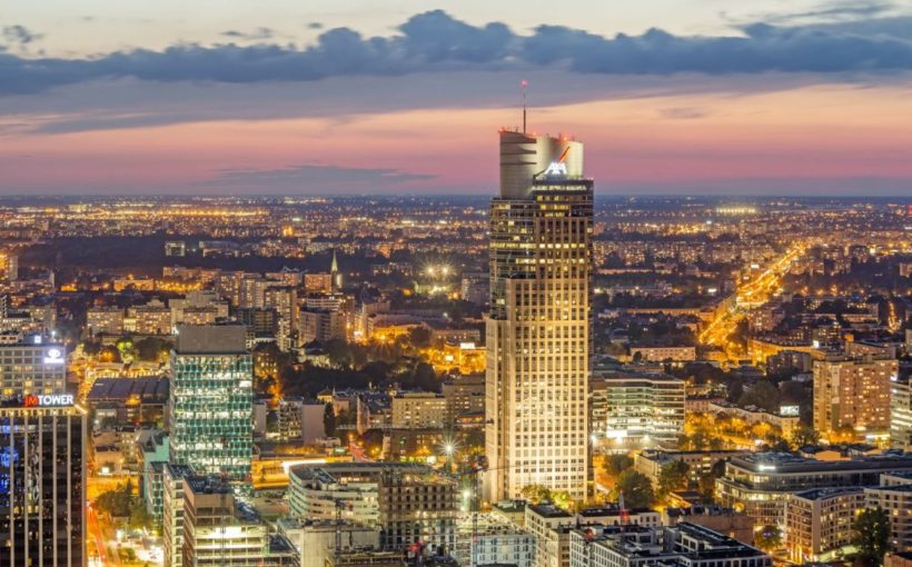 POLAND Warsaw Trade Tower now 'Excellent'