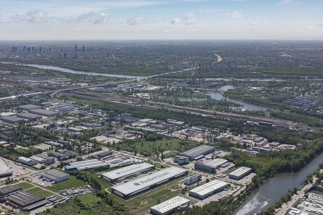 POLAND Panattoni buys 8.2 ha for latest Warsaw park