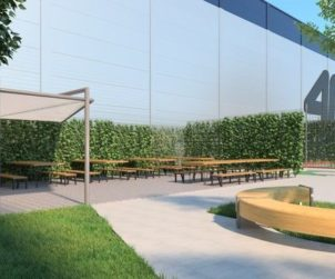 POLAND Panattoni close to finishing first warehouse for OTCF