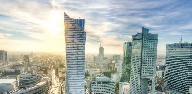 Poland Warsaw office stock almost at 6 mln sqm