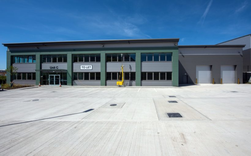 Basingstoke's Logistics City Development now Fully Let