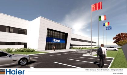 Haier's new cooling plant in Romania ready soon