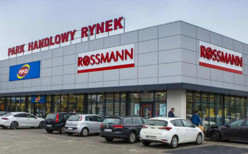 The Rynek Retail Rark in Zawiercie is now open