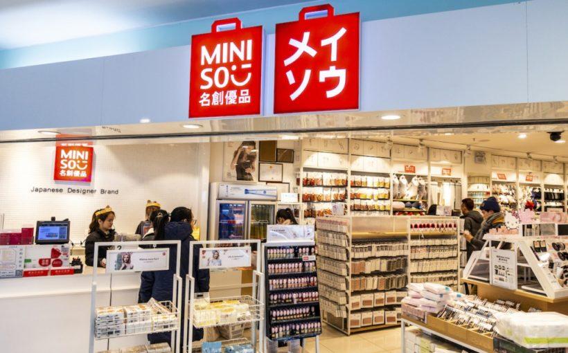 Miniso Launches in Portugal
