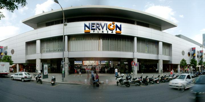 Nervión Plaza Terrace Set to be Transformed