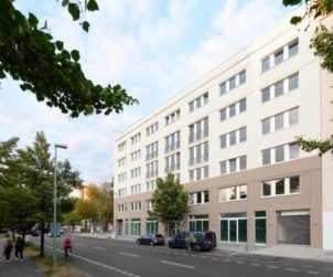 Patrizia purchases newly built office building in central Berlin