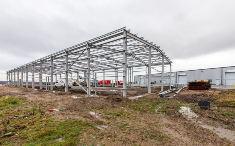 Construction Commences at Aberdeen's ABZ Business Park