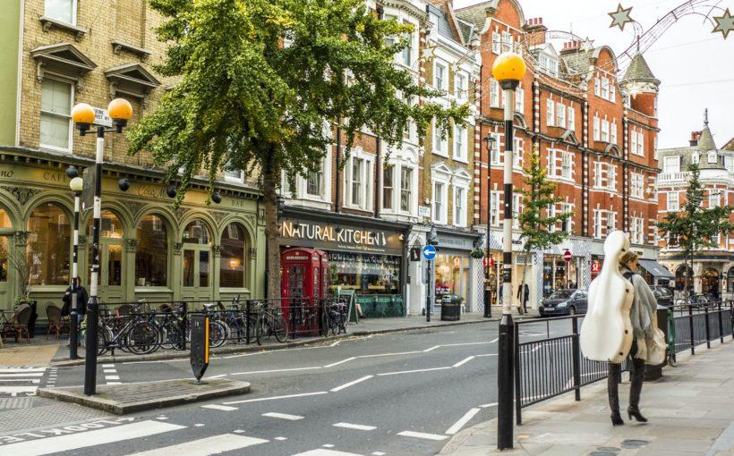BRC Shares UK High Street Footfall Results