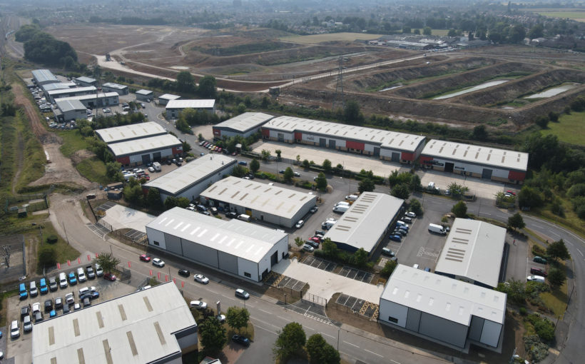 £1.4 Million York Industrial Business Park Fully Let