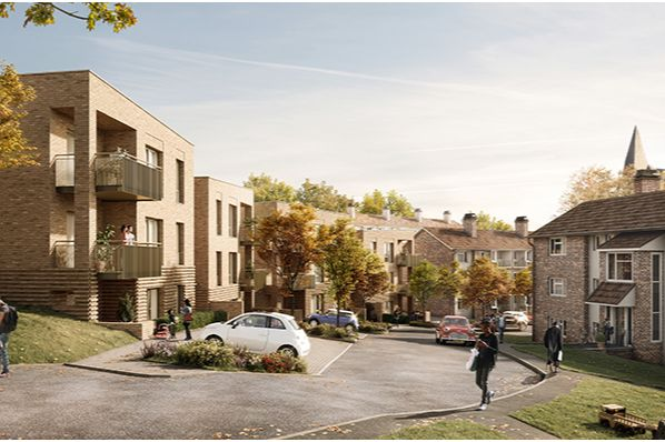 ReSI invests €32m in South London housing portfolio (GB)