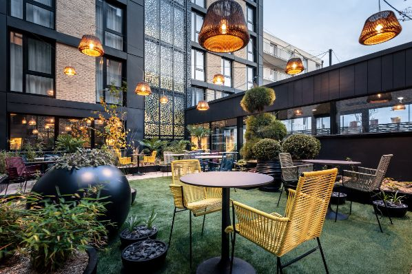IHG opens new Voco hotel in Strasbourg (FR)
