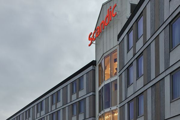 Scandic unveils its new hotel in Sweden