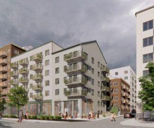 CBRE GI invests in Stockholm PRS scheme (SE)