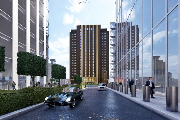 Cain International provides €83.3m for Canary Wharf aparthotel (GB)