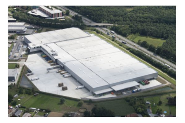 CBRE acquires prime distribution centre in Olen (BE)