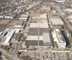 AXA IM Alts and Sirius Real Estate acquire German business park for €80