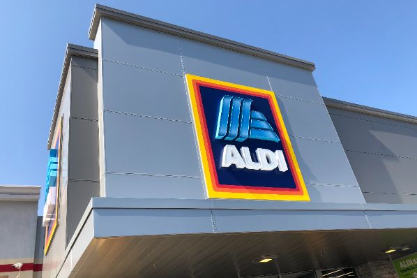 Aldi opens milestone 100th store in Italy