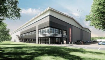 Stoford Developments Outlines Plans for New Telford Warehouse