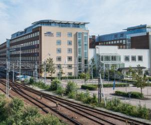 Wihlborgs Lets 2,000 Square Meters in Central Helsingborg