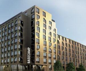 Veidekke to Build First BaseCamp Student Housing in Sweden