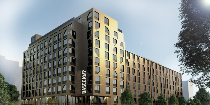 Veidekke to Build First BaseCamp Student Housing in Sweden