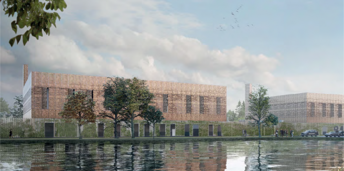 Buys Large Plot – For Development of Major Data Center Campus Outside Copenhagen