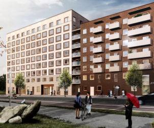 NREP Acquires Rental Apartments in Stockholm
