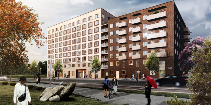 NREP Acquires Rental Apartments in Stockholm