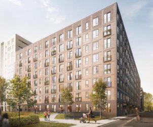 Skanska Makes Residential Investment in Copenhagen