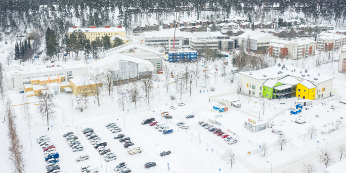 Hemsö Acquires Campus Area in Lahti