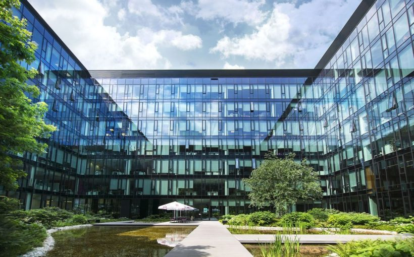 POLAND Emerson takes up 4,000 sqm in Konstruktorska Business Center