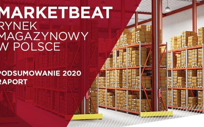 Poland Warehouse take-up now at 5 mln sqm