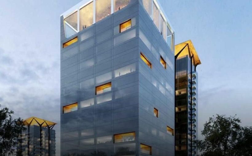 ROMANIA EUR 50 mln loan for One Tower
