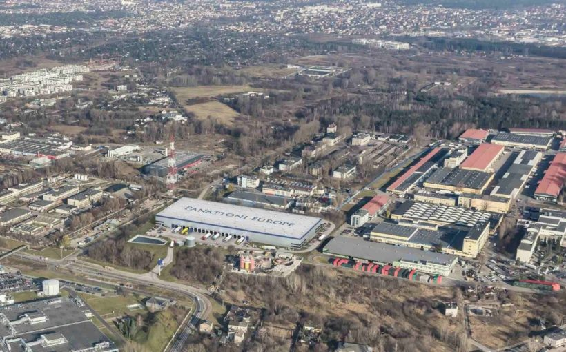 POLAND Panattoni to build 8th Warsaw city logistics project