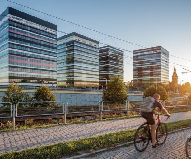 POLAND Orbico happy to stay in Silesia Business Park