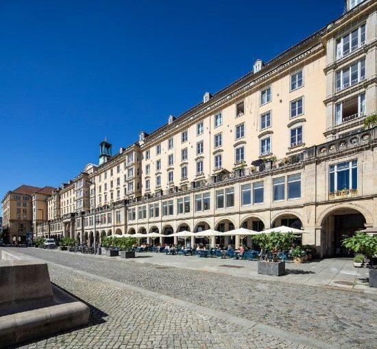 Deutsche Investment buys Altmarkt Karree building in Dresden