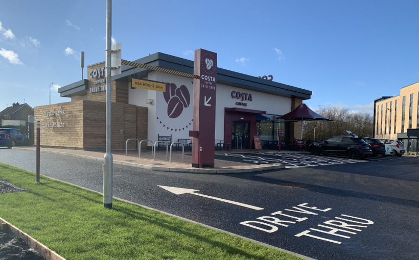 New Stores Brewing for Costa Coffee and Savills