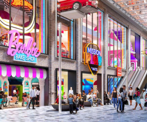 """Mattel to open its first """"Mission: Play!""""™ European Family Entertainment Center at Potsdamer Platz, Germany, in 2022"""