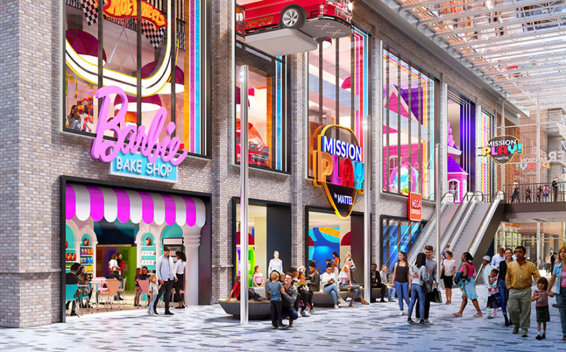 "Mattel to open its first ""Mission: Play!""™ European Family Entertainment Center at Potsdamer Platz, Germany, in 2022"