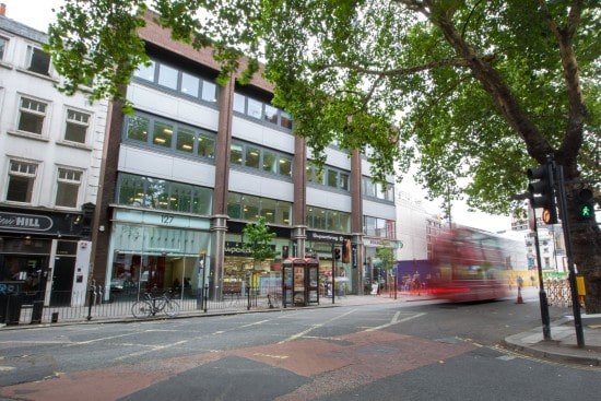 RDI sells 127 Charing Cross Road, London for £59.25m