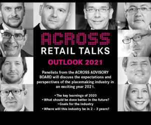 Across Retail Talks online, February 25, 4pm (cet)