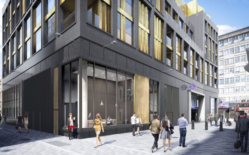 Galliard to Begin Work on New London Mixed-Use Scheme
