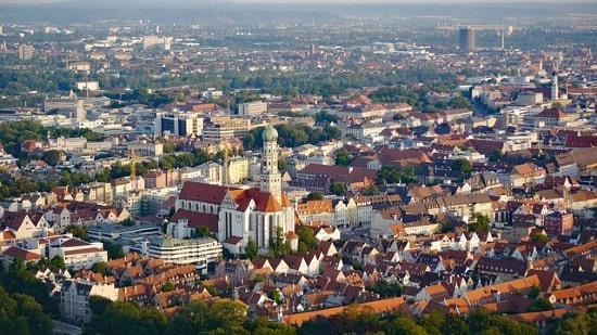 Corestate invests €85m in Augsburg office project