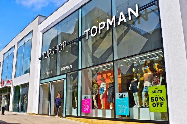 Asos buys Topshop, Topman and Miss Selfridge brands for €334.6m
