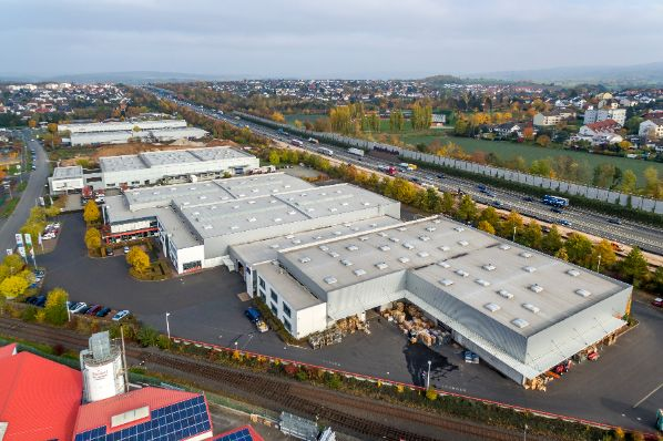 Verdion acquires Kassel logistics park for €28m (DE)
