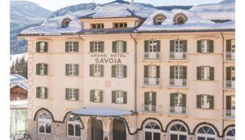 Grand Hotel Savoia Cortina d'Ampezzo opens its doors (IT)