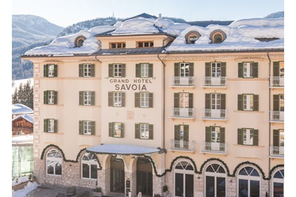 Grand Hotel Savoia Cortina d'Ampezzo opens its doors (IT)