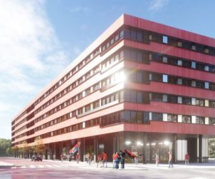 Amro acquires Pamplona student residence (ES)