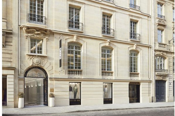 Kith opens first European store in Paris (FR)