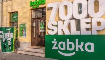 Polish retailer Zabka opens its 7,000th store